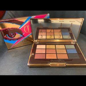 Brand New Charlotte Tilbury Icon Eyeshadow Palette